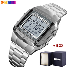 Mens Watches SKMEI Sports Military LED Digital Clock Top Brand Luxury Electronic Waterproof Male Wristwatches Relogio Masculino