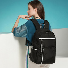 Schoolbags New Backpacks with Large Capacity Student USB Headphone Jack Computer Girl Mochila Hombre