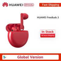 W magazynie oryginalny HUAWEI FreeBuds 3 FreeBuds3 słuchawki Bluetooth TWS bezprzewodowe słuchawki Kirin A1 Chip ANC funkcja oryginalny