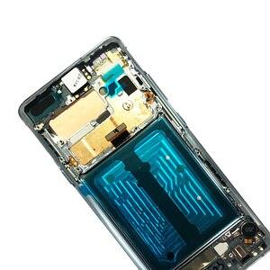 """Image 5 - Noir 6.7 """"AMOLED LCD pour SAMSUNG S10 LCD G977N affichage SM G977U écran tactile numériseur pour SAMSUNG Galaxy S10 5G LCD G977 LCD"""
