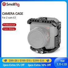 SmallRig Käfig für Z cam E2 Kamera Käfig Mit Top Platte/Boden Platte/Seite Platte/Objektiv Unterstützung/USB/HDMI Kabel Klemme Käfig Kit  2264