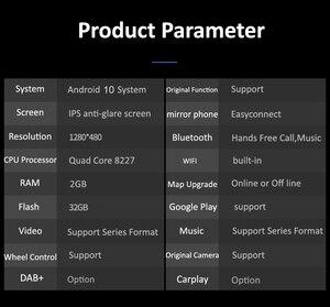 Image 2 - Radio con GPS para coche para BMW, Radio con Idrive, WIFI, navegador Navi, 10,25 pulgadas, estéreo, Pantalla IPS táctil, Android 2005, 2 + 32 GB de RAM, para BMW E90, E91, E92, E93, 2006 2012
