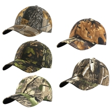 Baseball-Cap Fishing-Hat Camouflage Leaf for Mountaineering Hiking-Field-Training