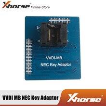 Xhorse – adaptateur de clé MB NEC VVDI, sans soudure, sans cavalier de fil, pas besoin d'autre