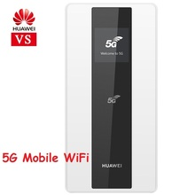 Huawei 5G Mobile WiFi Mini Tasche WiFi Router Huawei E6878 870 4000Mah Batterie
