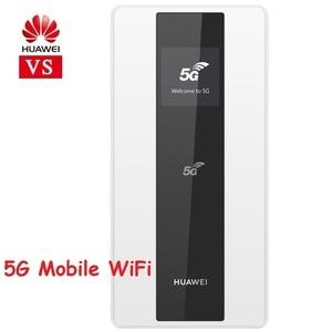 Image 1 - Huawei 5G WiFi Mini WiFi Router Huawei E6878 870 4000Mahแบตเตอรี่