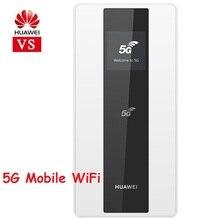Huawei 5g wifi móvel mini bolso wifi roteador huawei E6878 870 4000mah bateria