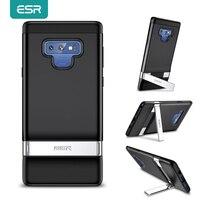 ESR-funda con soporte de Metal para Samsung Galaxy Note 9, carcasa de TPU a prueba de golpes para Samsung Note 10, S10, S10 Plus