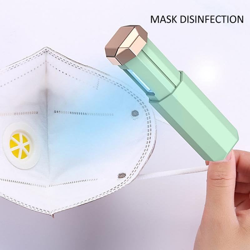 USB Portable UVC Sterilization Stick Disinfection Rod Personal Care Traveling Sterilizer UV Sanitizer Light Pet UV Led Lamp Home