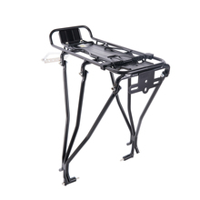 Mountain bike rack can carry people bicycle rear shelf manned frame tailstock