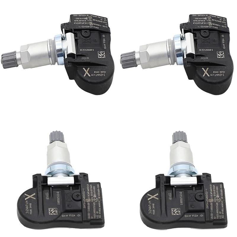Car Tire Pressure Monitor Sensor TPMS 40700-3AN1A for Nissan Juke Cube Versa Leaf Sentra