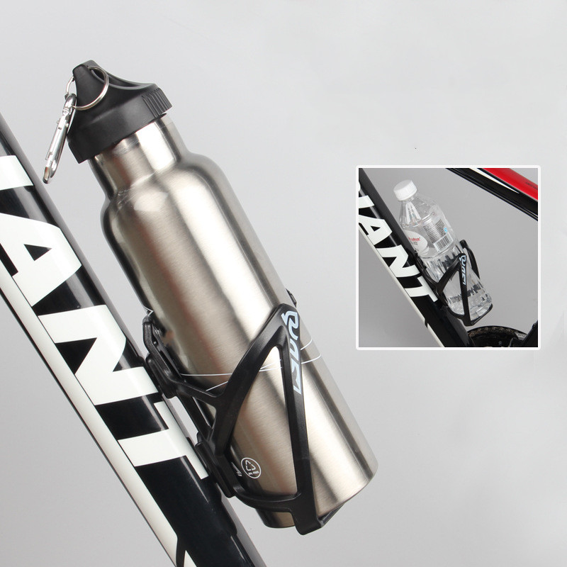 Wasafire MTB Bicycle Bottles Holders Bicycle Bottle Holder Plastic Bike Water Bottle Holder Cages Rack Mountain Bike Cages