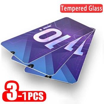 Перейти на Алиэкспресс и купить 1-3 шт закаленное стекло для Huawei Honor 10i 10 Lite защита экрана Honor 10 20 30 Light Pro Защитное стекло для Honor 20 10 i