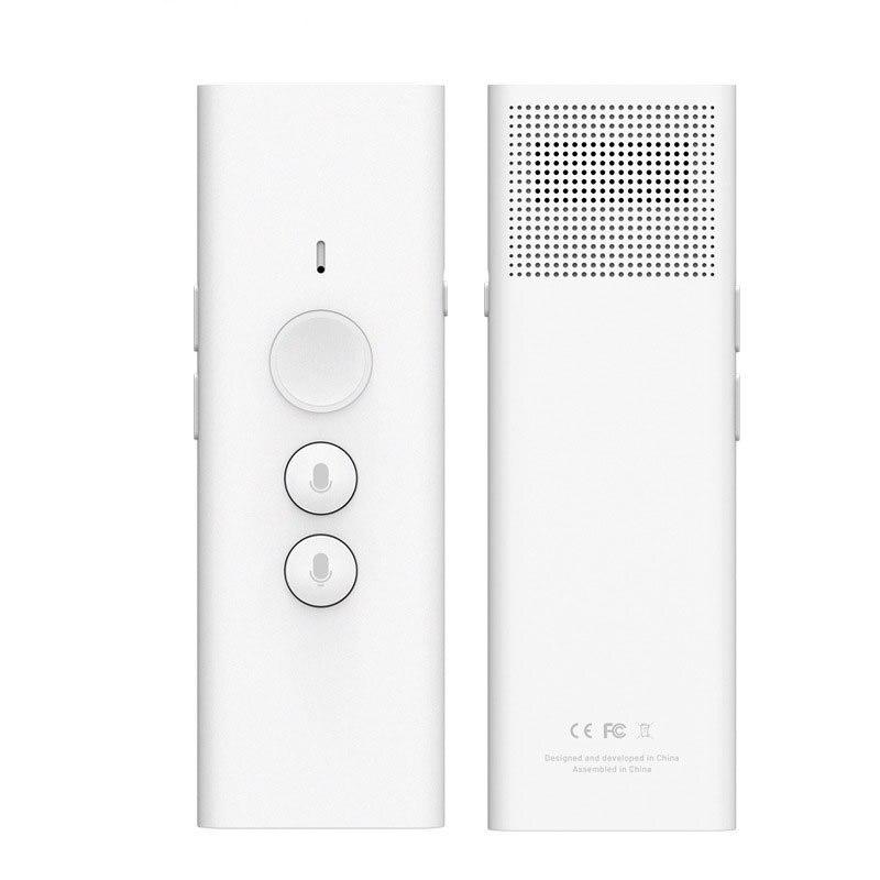 Portable T1 Instant Translator Multi Languages Traductor Voice Translaty Personal Travel Assistant Simultaneous Interpretation