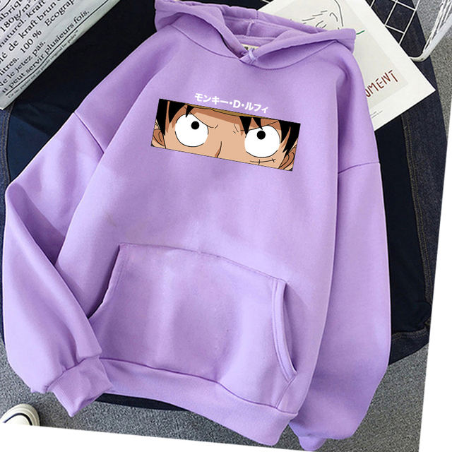 ONE PIECE FUNNY THEMED HOODIE (21 VARIAN)