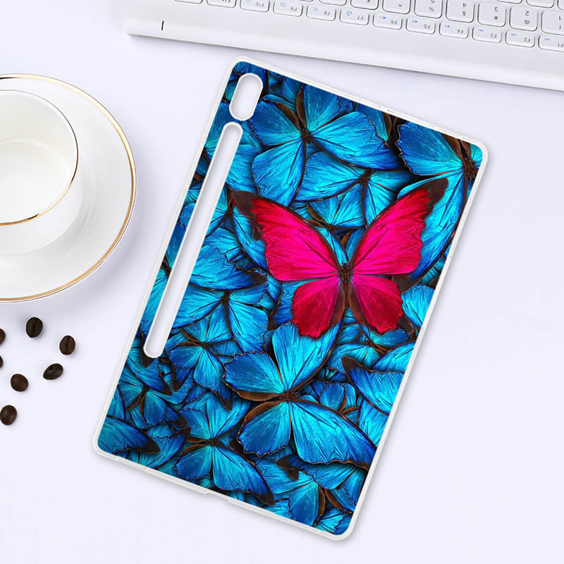 3D DIY Painted Case For Case For Samsung Galaxy Tab S6 SM-T860 SM-T865 10.5 2019 10.5