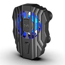 Новая мобильный кулер для Телефона телефонный Радиатор Охладитель холодный ветер Ручка Вентилятор FL01 для PUGB охлаждающий вентилятор встроенный аккумулятор