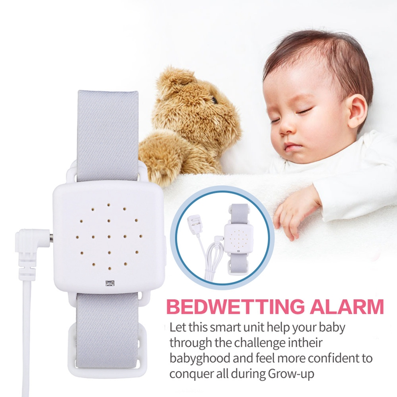 Bedwetting Reminder Packaging - New Urine Bed Wetting Sensor Enuresis Kids Children