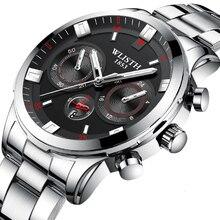 WLISTH Fashion Watches Men Wrist Watches