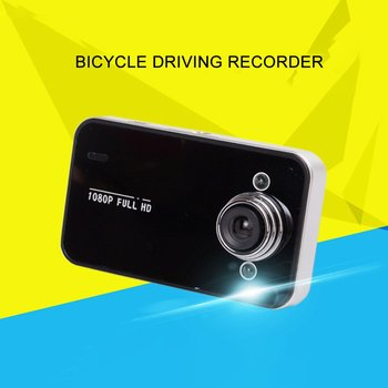 Dvr Mini Camera Recorder K6000 Camcorder 1080 Full Drive Car Tachograph 90 Degree Shooting Angle Night Vision Dash Cam image