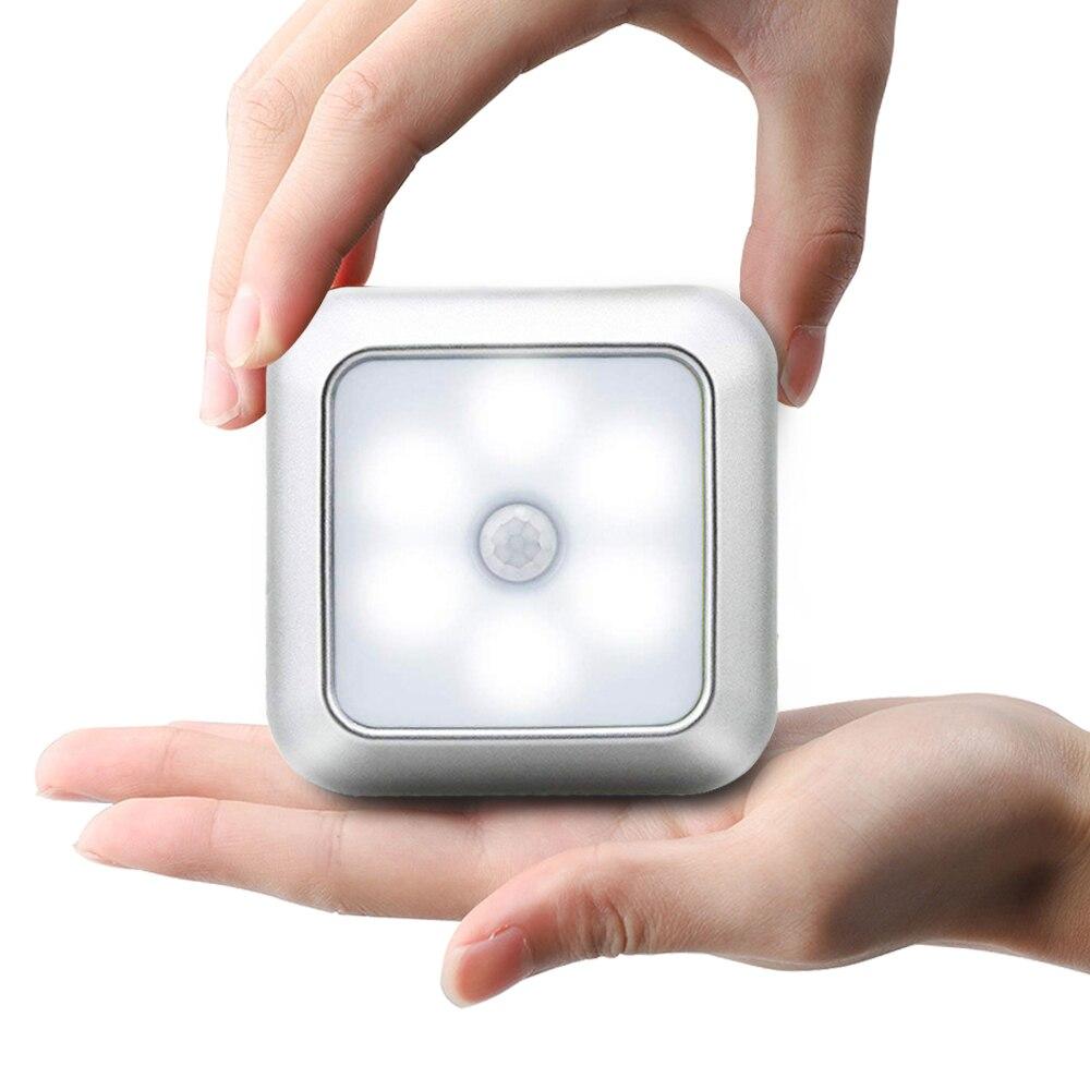 Ночные светильники для номер Подключите настенные шкафы Батарея питание детей номеров прикроватный светильник со светодиодной подсветкой...