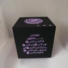 LED לילה אור מוסלמי קוראן Bluetooth רמקול האיסלאם MP3 נגן ערבית קוראן למידה רמקולים עם תרגום שפות