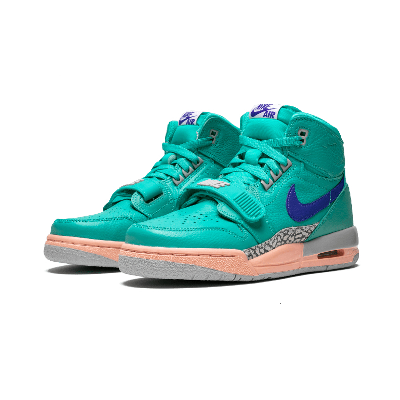 NIKE Air Jordan Legacy 312 NRG Storm Original Men Basketball Shoes Comfortable Lightweight Breathable Sneakers #AV3922 20
