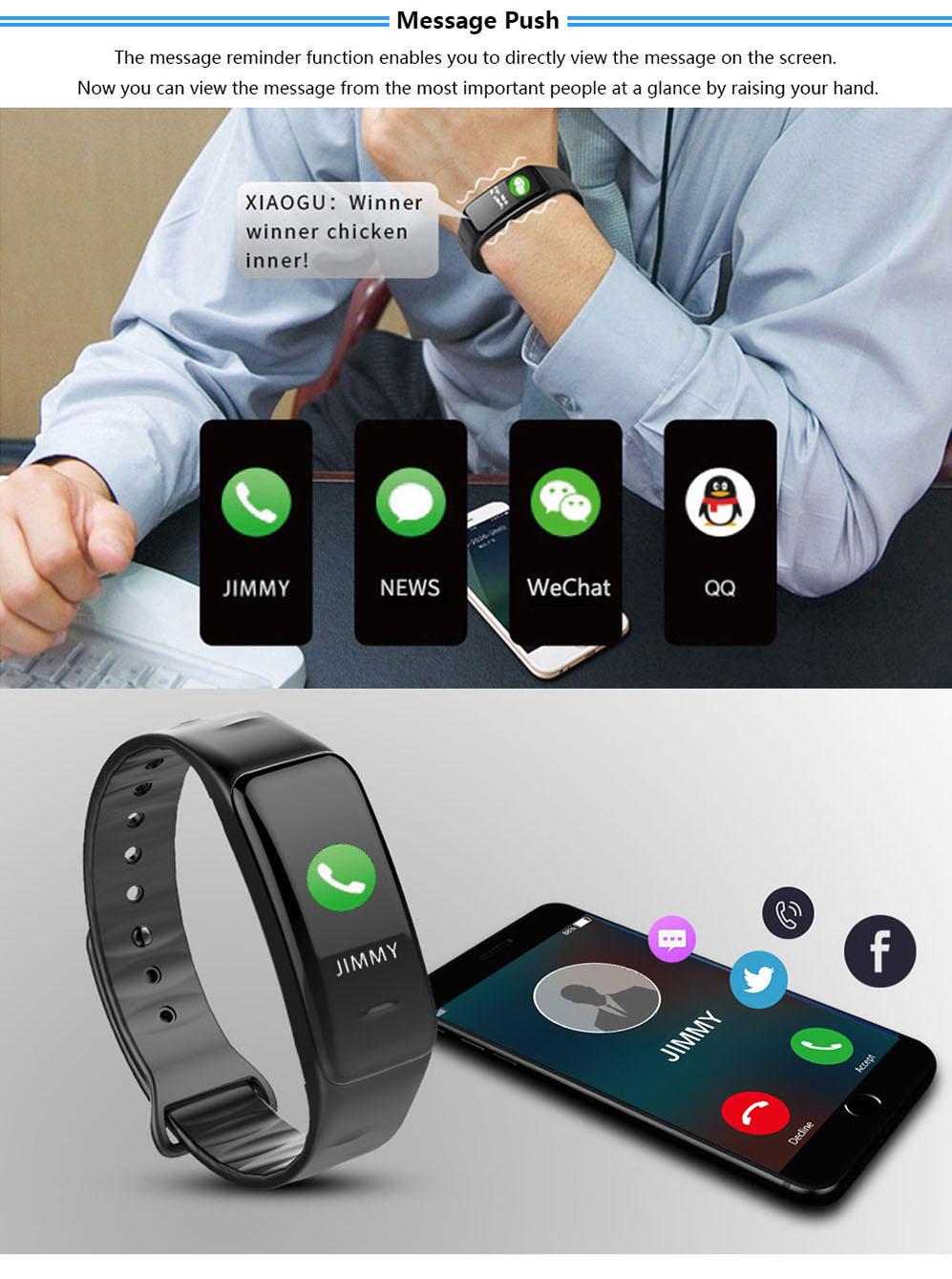 P2 Smart bracelet 07