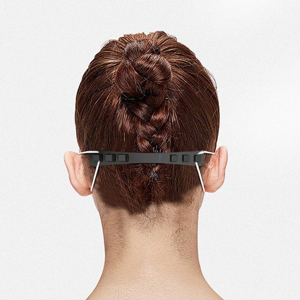 1Pcs Mask Hook Anti-Ear Artifact Non-Slip Headgear Ear Protection Mask Buckle Extended Adjustment Mask Companion