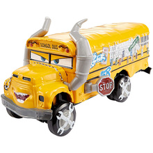 цена на Cars 3 Diecasts Toy Vehicles Miss Fritter Metal Alloy Model Car Toy Toy Gift