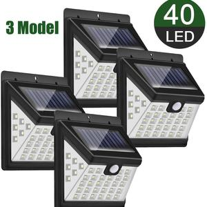 Outdoor Solar Lamp 40 LED Sola