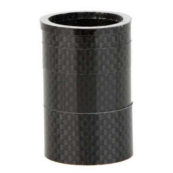 """5 шт. 1 1/8 """"3 мм 5 мм 10 мм 15 мм 20 мм углеродное волокно шайба велосипедная головка набор стержневых разделителей комплект"""