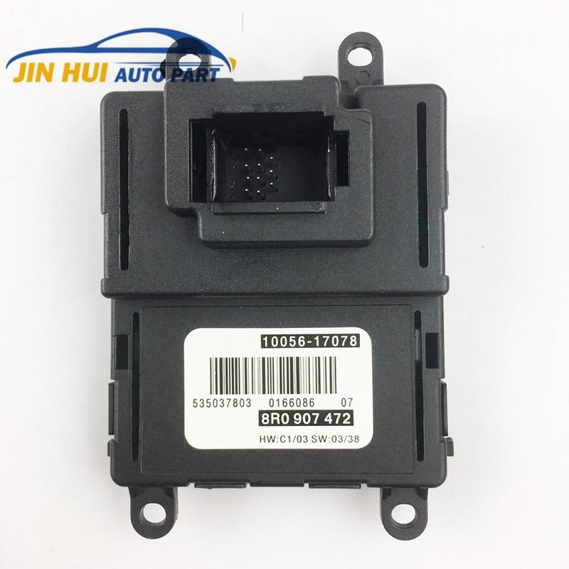 Ballast 10056-17078 8R0907472 Daytime Running Light LED Module Unit For AUDI Q5 Headlights Headlamp Controller 535037803