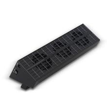 Вентилятор охлаждения охладитель тепла выхлопной контроль температуры для PS4 тонкий игровой консоли и Прямая поставка