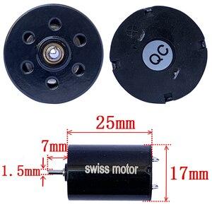 Image 5 - 1725 Swiss Motor oil bearing Rotary Tattoo Machine motor for Sunshine Tattoo Guns Dragonfly Tattoo Machine parts liner shader