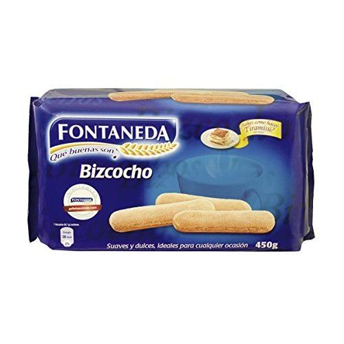 FONTANEDA BOX CARDBOARD X1 450G NOT DETERMINED NOT DETERMINED