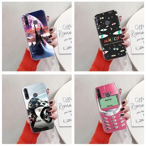 Милый чехол для телефона с героями мультфильмов для Tecno Camon 12 Air/CC6, Новое поступление, защита от пыли для девочек
