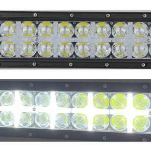 Image 3 - Crek 22 32 42 52 Inch Gebogen Led Verlichting Bar 4X4 4WD Suv Atv Offroad Led Bar positie Licht Voor 4WD 4X4 Offroad Suv Atv Truck