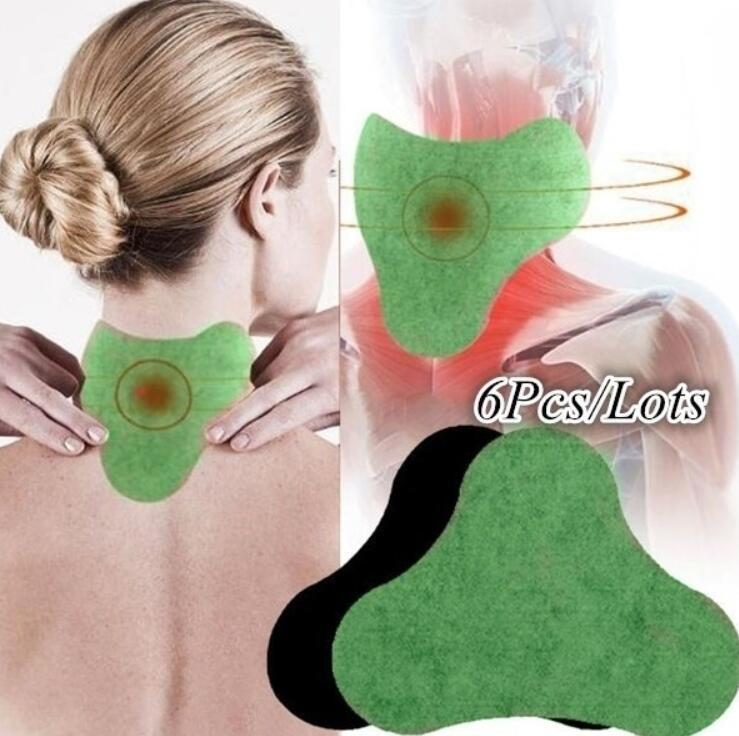 10PCS/set Shoulder Cervical Spondylosis Medicine Pain Patch Relief Plaster Periarthritis Arthritis Treatment Neck Massager