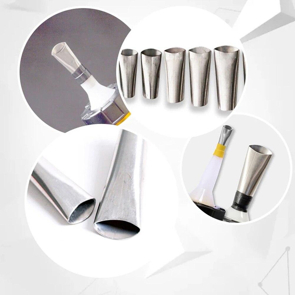 1pcs Sealant Silicone Sealant Nozzle Glue Remover Scraper Sealing 5-35MM