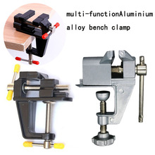 Clip-on Tools Drill   Stent Mini For Electric Jewelry Vice Vise Wish Hand Home Table Clamp