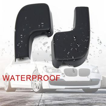 Car Front Windshield Wiper Arm Nut Cover Bolt Cap For BMW 3 Series E90 E91 E92 E93 OE:61617138990 Windscreen Wiper Ccessories image