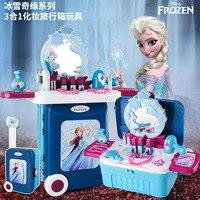 Disney forzen makeup set toys girls toys frozen 2 set toys kids makeup girl toys for kids frozen 2 disney princess toys
