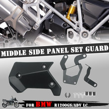 For BMW R1200 GS R1200GS R1250GS R 1200 GS LC ADV 2013 2014 2015-2019 Upper Frame Infill Middle Side Panel Set Guard Protector