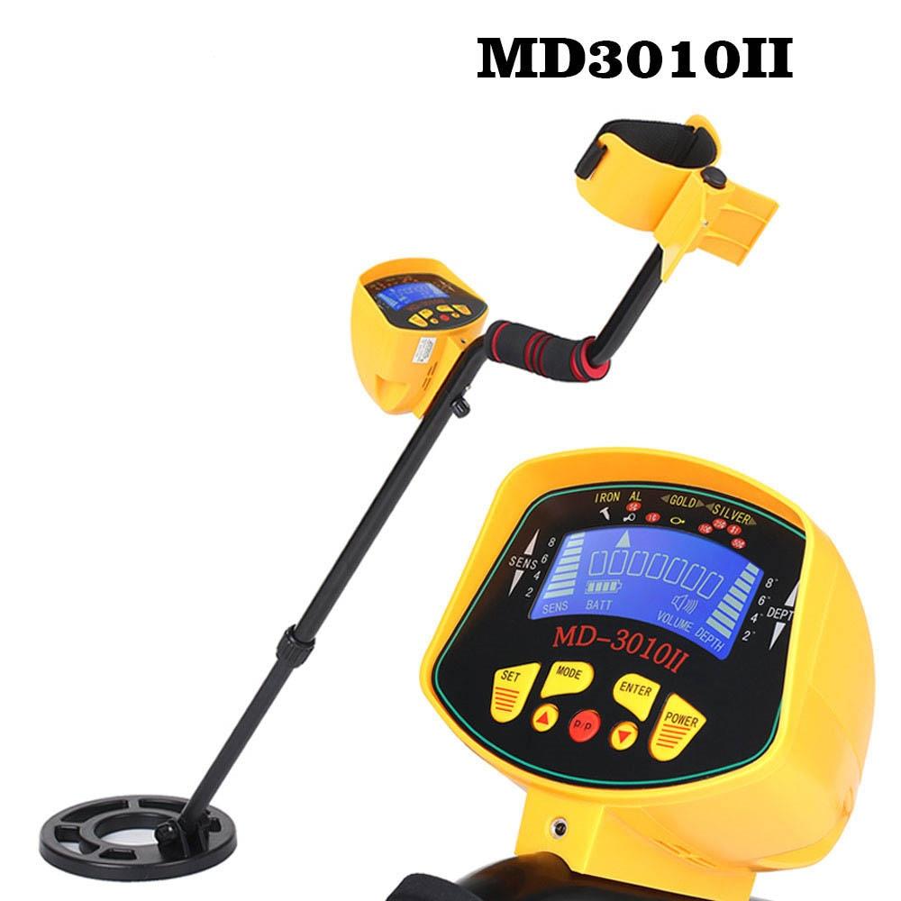 Underground Metal Detector MD3010II  Gold Detectors MD4030 Treasure Hunter Detector Circuit Metales Treasure Hunter Gold Seek