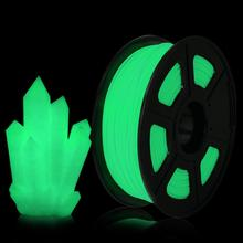 PLA Filament Glow-In-Dark Consumables 3d-Printer for Drawing Pens Material-Supplies 1kg/spool