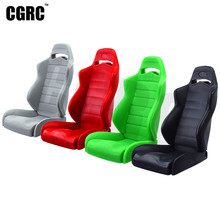 Plastic Driving Seat For 1/10 RC Crawler Car Axial SCX10 Wraith TRX4 D90 D110 RC Short-Course Truck Monster Truck(China)