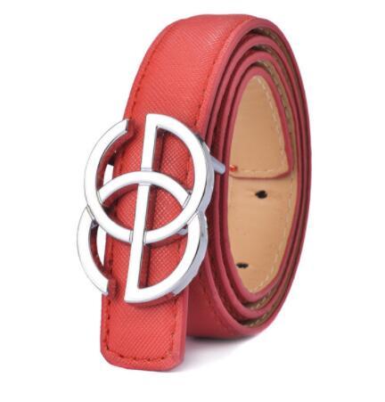 Child Formal Dress Luxury Kids Belt Strap Fashion Pu Leather Children Belt Boys/girls Buckle Pants Belts Pants Gg New Designer