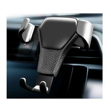 1PCS  Gravity Car Holder For Phone in Car Air Vent Clip Mount No Magnetic Mobile Phone Holder Cell Stand Support For iPhone X 7 стоимость
