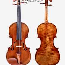 TAISHI Guarneri 1730 professional violin 4/4 imported from Europe maple wood material violin + violin bow resin case